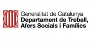 logo treball, Afers social i families
